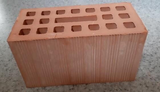 Новокубанский кирпич керамический (буханка) 140*120*250
